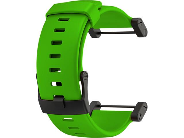Suunto Core Platte siliconen Horlogeband, crush green